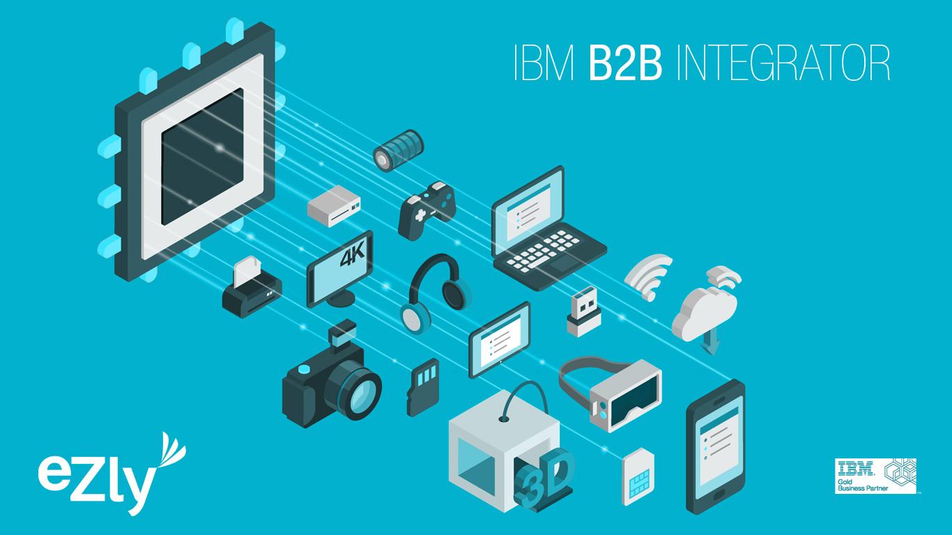 A integração B2B vai alimentar o seu negócio O B2B Integrator ajuda empresas a integrar seus processos B2B/EDI de fo