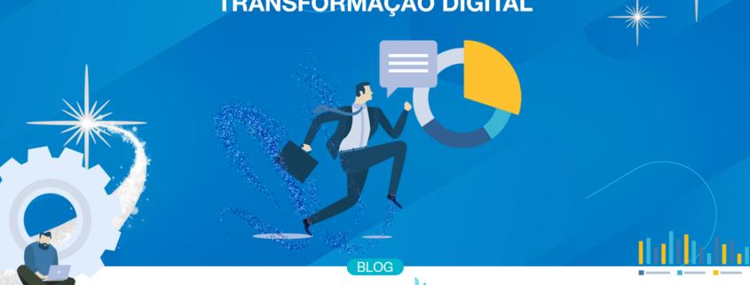 Control-M auxiliando na Transformação Digital